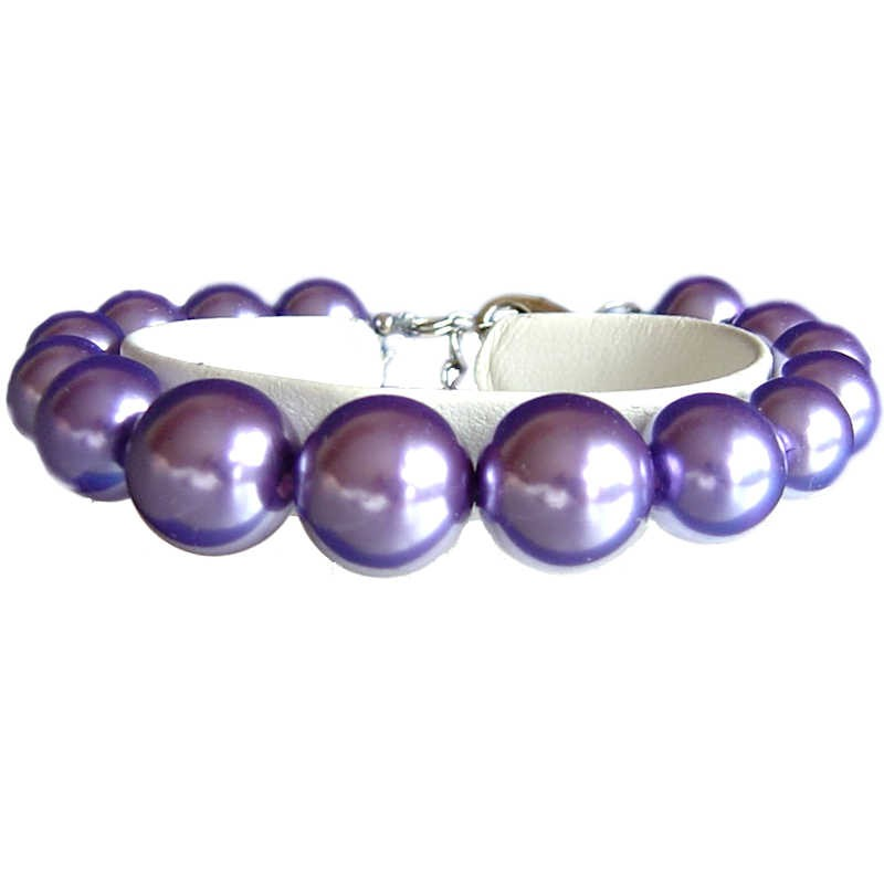graduated imitation zoom jewellery women costume fashion loading pearl purple uk bracelet jewelry fake simulated faux bracelets girls gift pearls