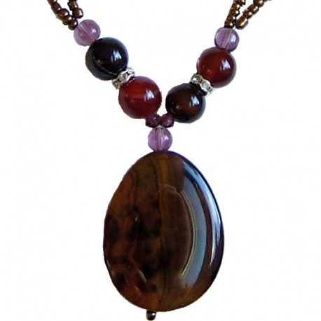 buttons img stone two natural lyttel necklace products