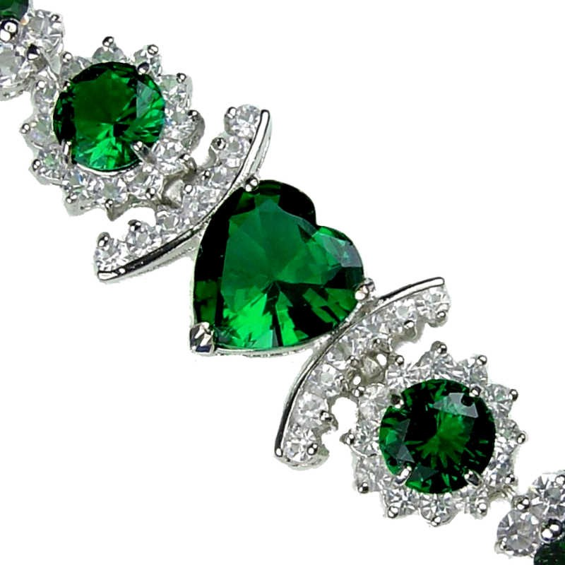 Diamante Bracelets Fashion Dressy
