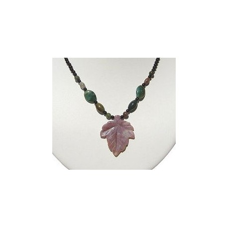 products natural green necklace branwyn stone freya vintage