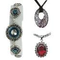 Oval Round Jewellery