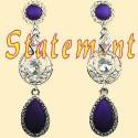 Long drop/Statement Earrings