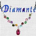 Crystal/Diamante/Rhinestone Necklace