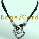 Rope/Cord/Leather Necklace